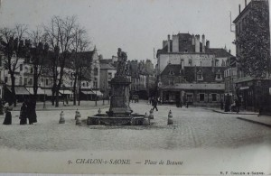 Chalon_place de Beaune.