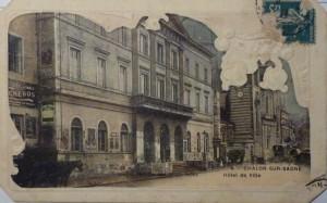 Chalon_place de l'Hôtel de Ville. 2