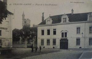 Chalon_place de la sous-préfecture 2