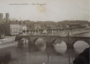 Chalon pont St Laurent 1.