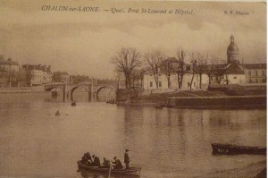 Chalon pont St Laurent 3.