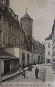 Chalon_rue Edgar Quinet
