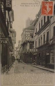 Chalon_rue Saint Vincent. 2