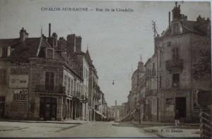 Chalon_rue de la Citadelle. 1