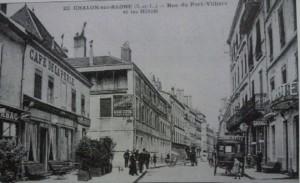 Chalon rue du Port Villiers. 1