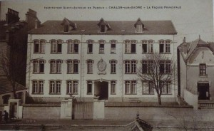Institution St Antoine de Padoue. 1