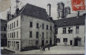 rue de l'ancien cloître 1