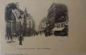 rue de l'obèlisque. 2